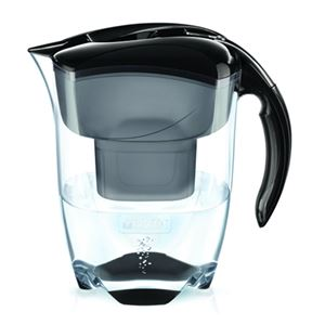 Brita Elemaris Meter XL čierna + 4 ks Filter Logic FL-402H