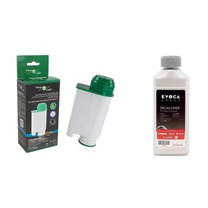 Filter Logic CFL-902B (za Brita Intenza +) + Saeco CA6700 odvápňovač 250 ml